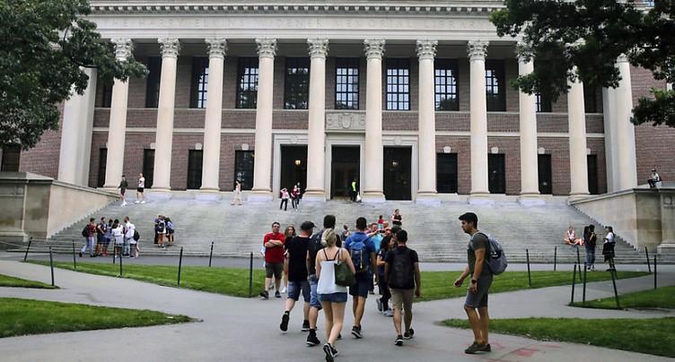 Les universités américaines encore en tête classement de Shanghai