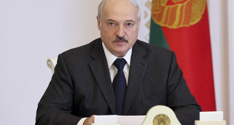 Loukachenko rejette une médiation étrangère pour régler la crise