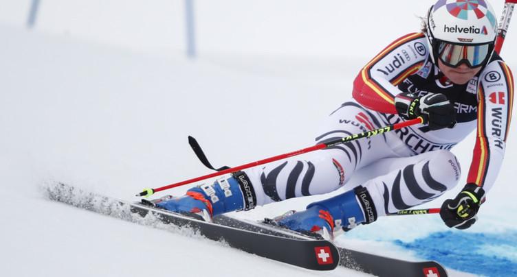 Viktoria Rebensburg à la retraite