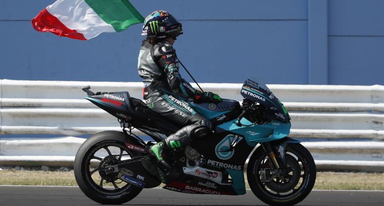 MotoGP: Morbidelli gagne à Misano