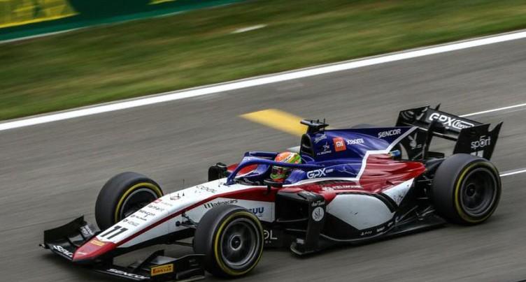 Formule 2: deux podiums en deux jours pour Louis Delétraz