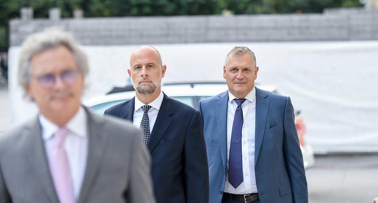 Le 2e procès FIFA s'ouvre en présence des prévenus