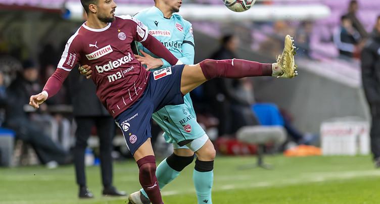 Dennis Iapichino rejoint le FC Sion