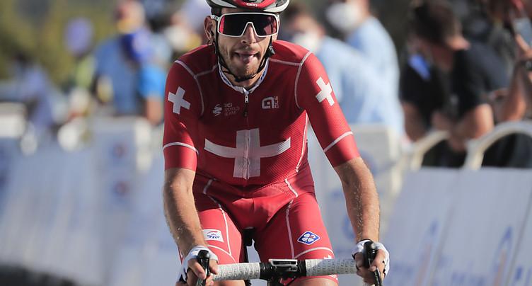 Kämna gagne la 16e étape, Reichenbach 3e