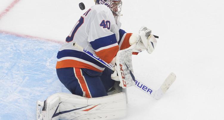 Les Islanders restent en vie face au Lightning