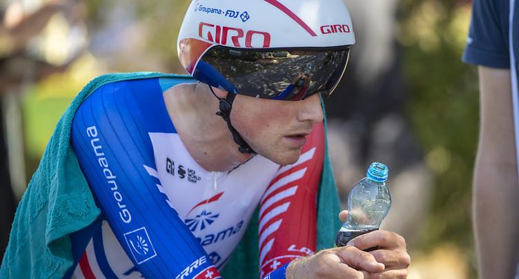 Stefan Küng abandonne avant la 17e étape