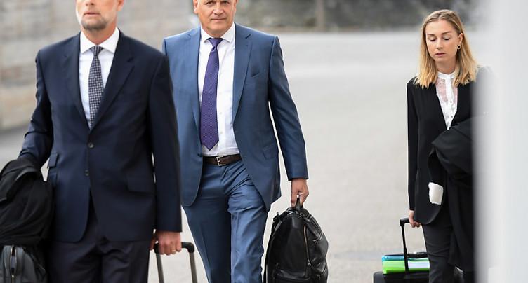 Procès FIFA: Jérôme Valcke s'explique sur le volet grec