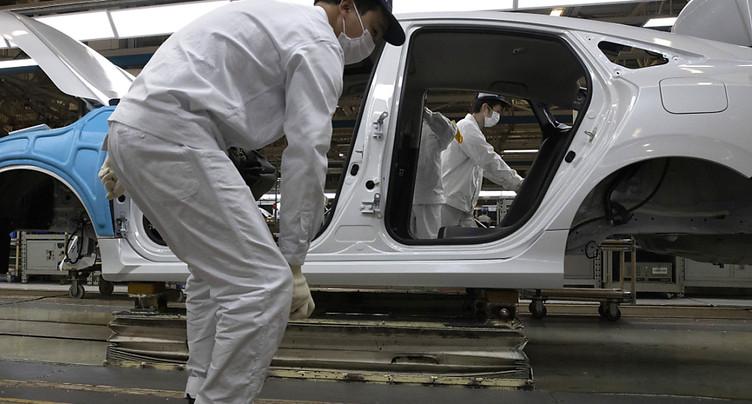 Affaibli, le marché automobile européen chute encore en août