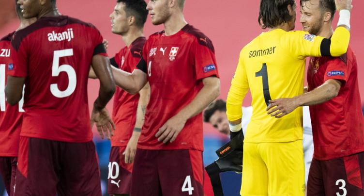 La Suisse a perdu trois rangs au classement mondial