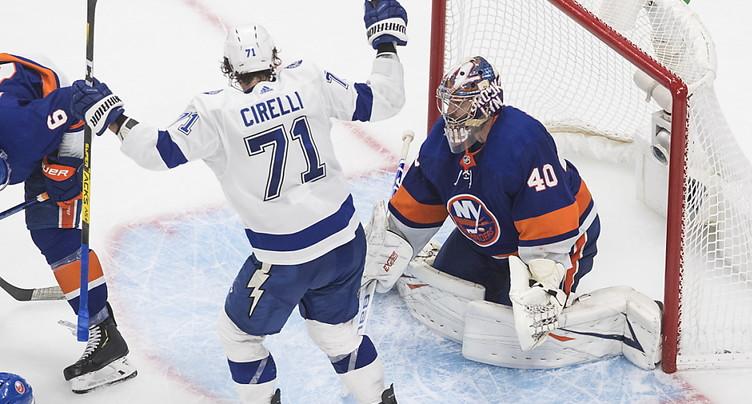 Tampa Bay affrontera Dallas en finale de la Coupe Stanley