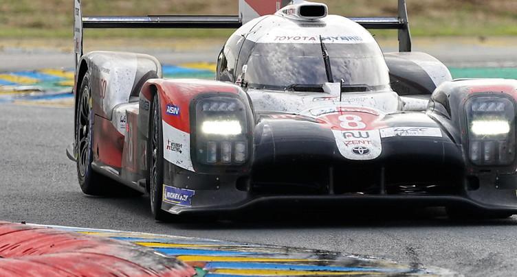 24 Heures du Mans: Buemi et Toyota pour la troisième fois de suite