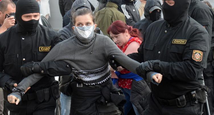Nouvelle marche de l'opposition après la répression policière