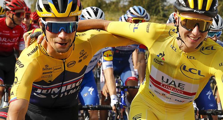Tour de France: Pogacar vainqueur final