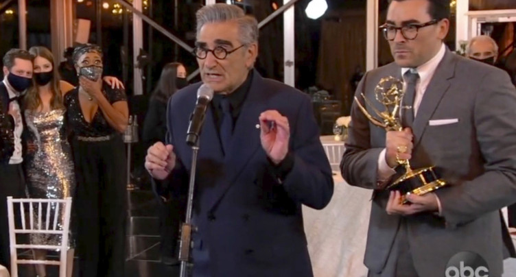 Emmy Awards: Schitt's Creek sacrée meilleure série comique