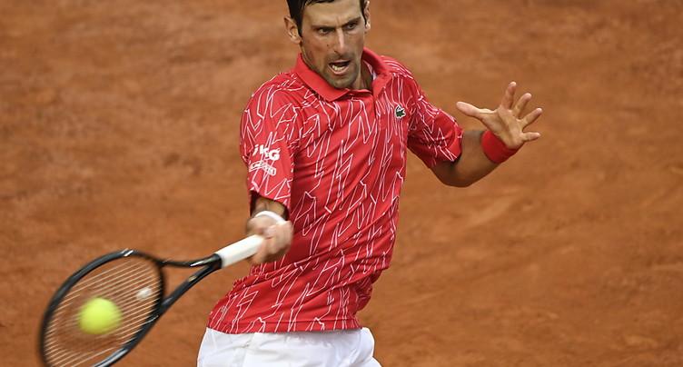 Masters 1000 de Rome: victoire de Djokovic