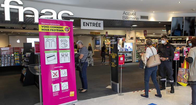 Fnac Suisse veut doubler ses effectifs d'ici fin 2021