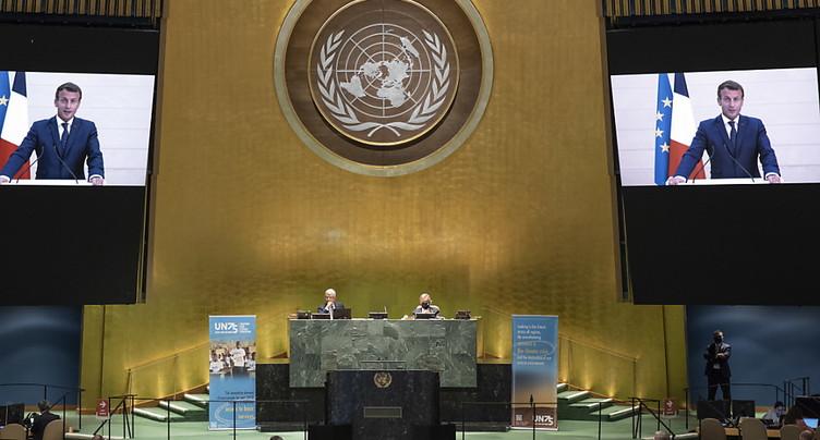 Les Européens ne « transigeront pas » sur leur refus de sanctions
