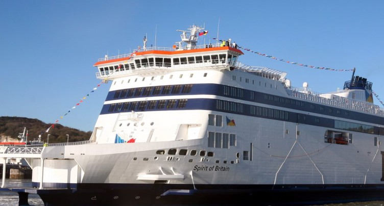 ABB va équiper deux navires de P&O Ferries