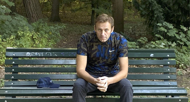 Sorti de l'hôpital, Navalny va passer sa convalescence en Allemagne
