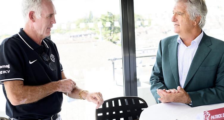 Lausanne veut devenir une équipe plus difficile à jouer