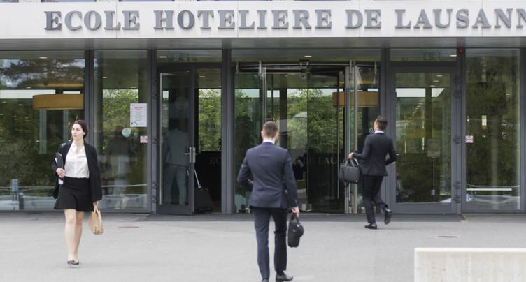 Quarantaine pour 2500 étudiants de l'Ecole hôtelière de Lausanne