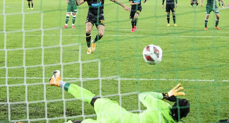 Bâle en play-off, St-Gall éliminé