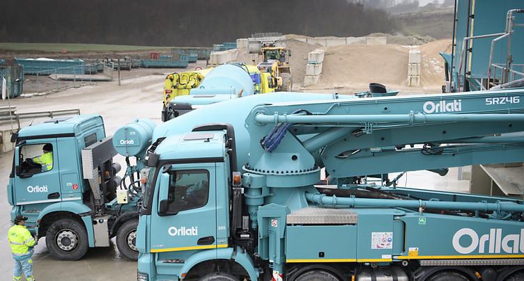 Emission sur Orllati: la TSR a respecté les exigences de la loi