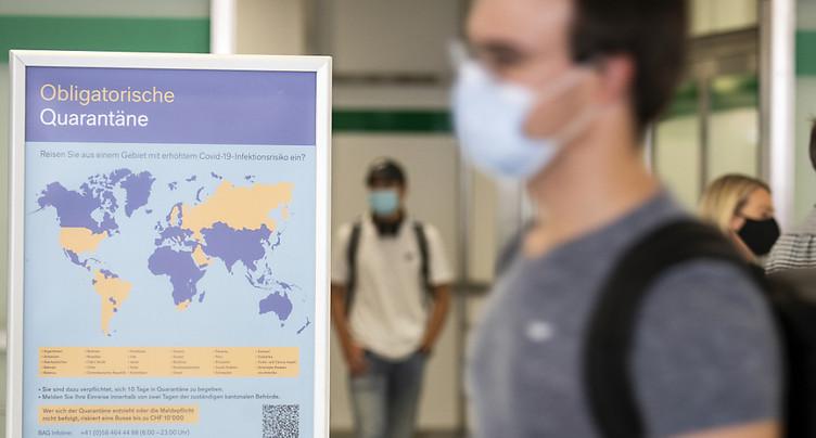 La Grande-Betagne sur la liste des pays à risque