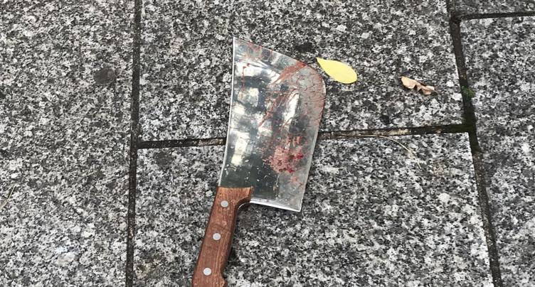 Deux blessés près des anciens locaux de Charlie Hebdo