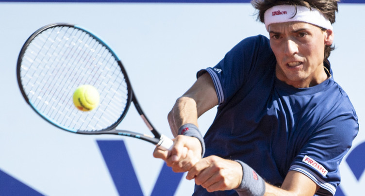 Hüsler remporte pour la deuxième fois un Challenger