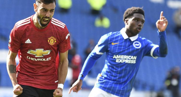 Succès fou pour Manchester United à Brighton