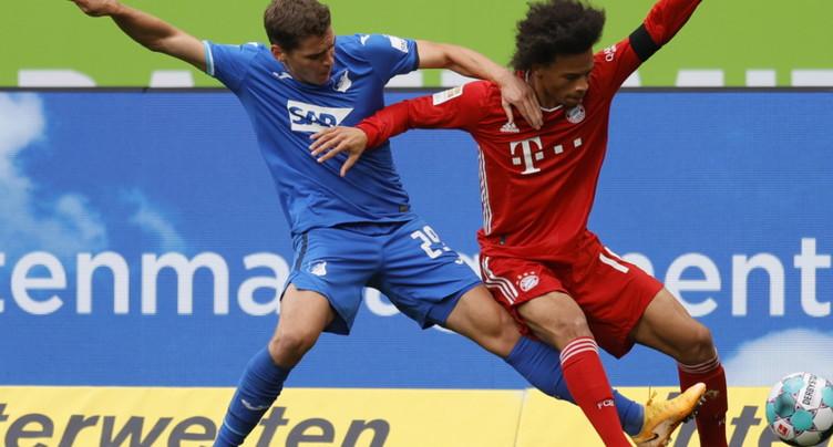 Fin de série pour le Bayern, battu à Hoffenheim