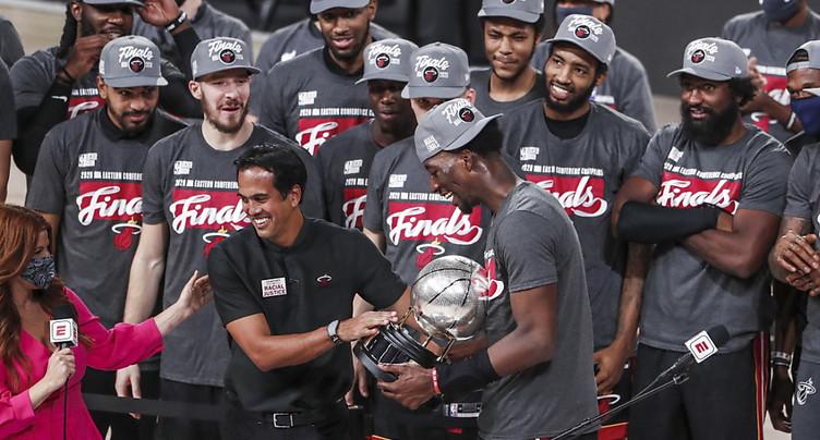 Une sixième finale pour le Heat