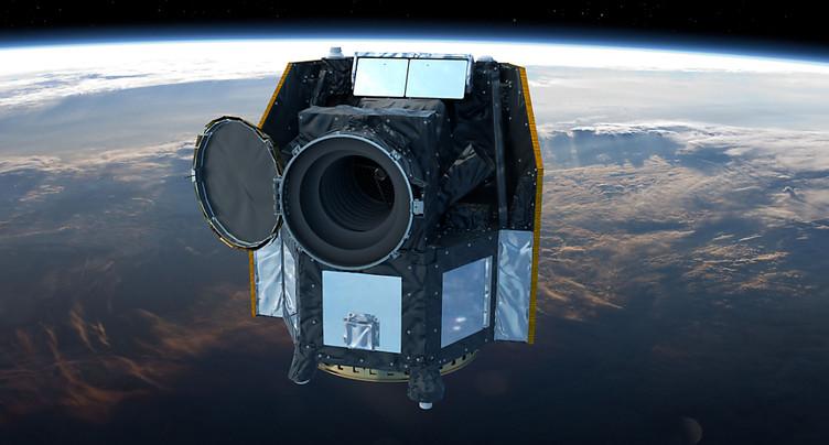1ère publication scientifique grâce aux données du télescope Cheops