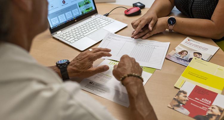 Incertitude sur l'emploi en hausse chez les plus de 50 ans