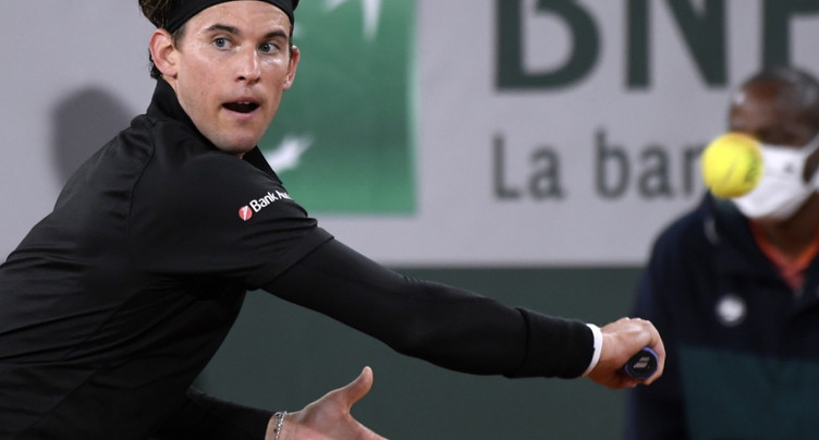 Thiem passe l'obstacle Cilic
