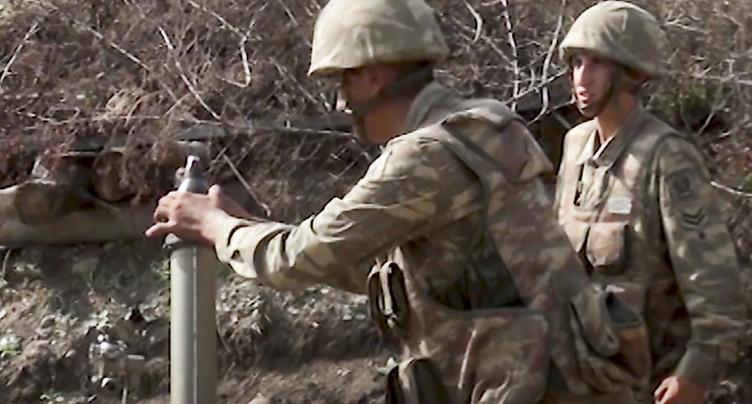 Karabakh: les combats se poursuivent, nouvelle offensive de Bakou