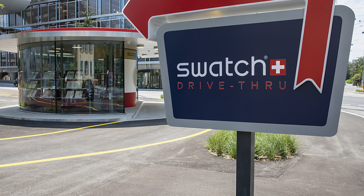 Swatch Group affecté par une cyberattaque intervenue ce week-end