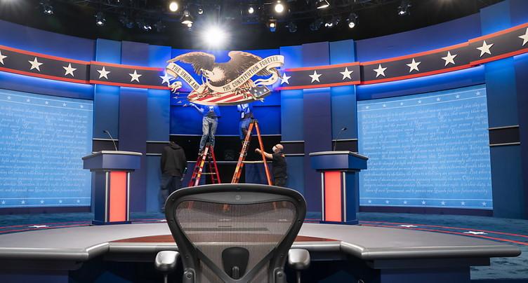 Donald Trump vs Joe Biden: premier grand débat entre les rivaux