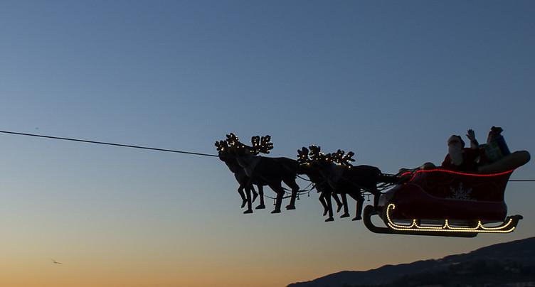 Montreux Noël n'aura pas lieu cette année