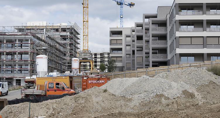 Repli des taux hypothécaires moyens en septembre