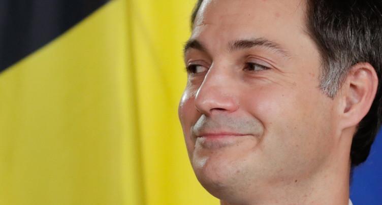Le libéral flamand Alexander De Croo nouveau Premier ministre belge
