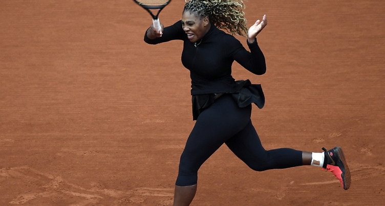 Serena Williams forfait avant son 2e tour à Roland-Garros
