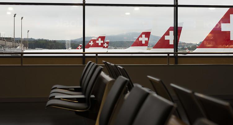 Swiss accélère les remboursements de vols