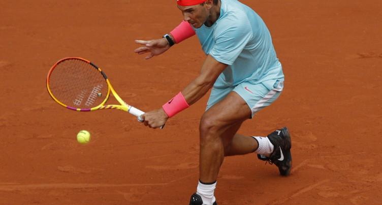 Nadal et Thiem passent en trois sets