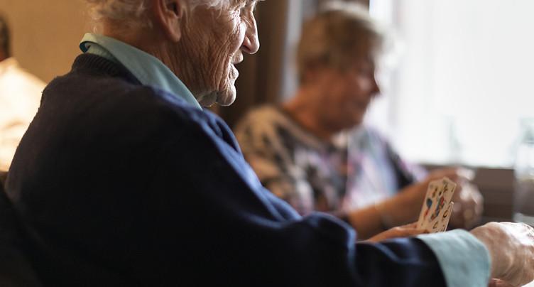 Plus de 660'000 seniors ont besoin d'un accompagnement