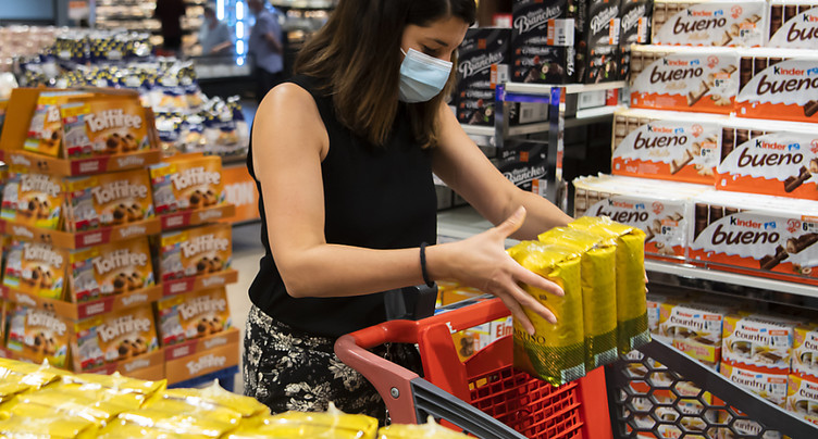 Recettes en hausse pour le commerce de détail en août