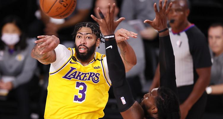 Une victoire capitale pour les Lakers