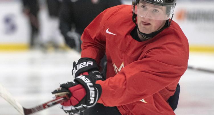 Alex Lafrenière no 1 de la draft