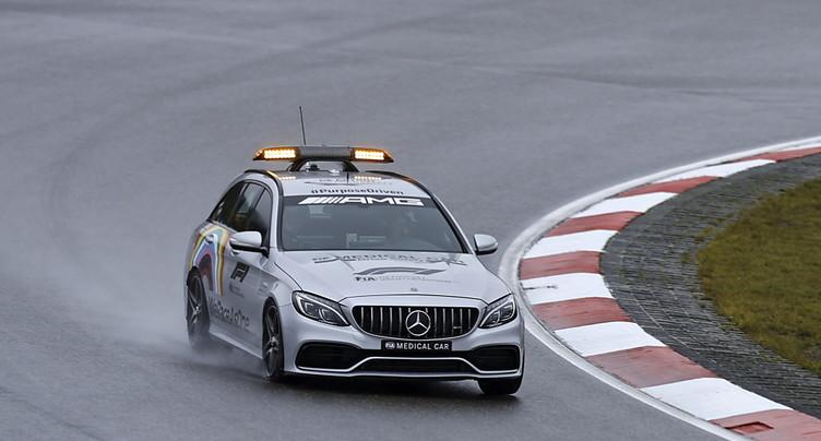 Les essais libres 1 annulés à cause de la météo au Nürburgring
